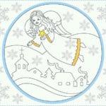 бесплатно распечатать раскраски для нового года игрушки распечатать А4