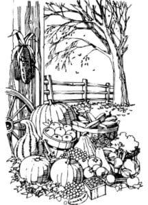 бесплатно распечатать раскраски хэллоуин для детей