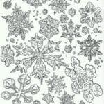 бесплатно распечатать раскраски новый год и рождество А4