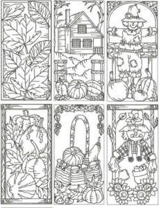бесплатно распечатать рисунки на хэллоуин раскраска