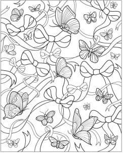 dekora-babochki-raskraski-243x300 Бабочки