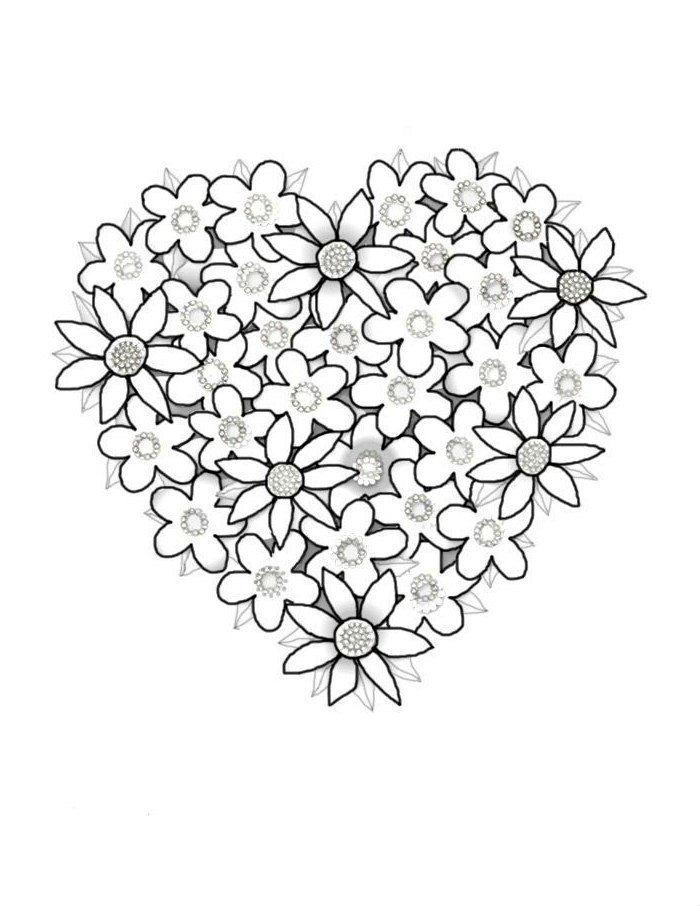 den-raspechatat-raskraski-na-valentin день распечатать раскраски на валентин