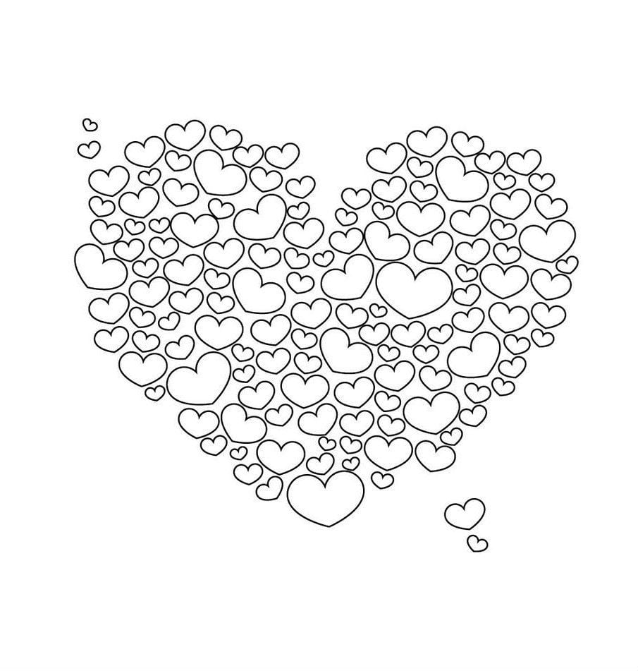 den-skachat-besplatno-raskraski-valentinov день скачать бесплатно раскраски валентинов