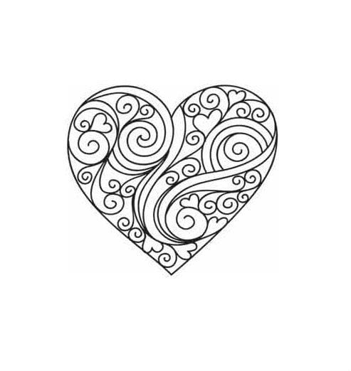 den-svjatogo-valentina-skachat-raskraski-na день святого валентина скачать раскраски на
