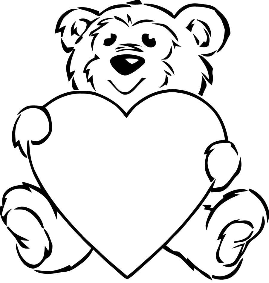 den-vljublennyh-raskraski день влюбленных раскраски