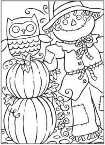 детей бесплатно распечатать раскраски хэллоуин для