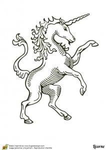 dlja-detej-edinorog-raskraska-212x300 Лошади и единороги