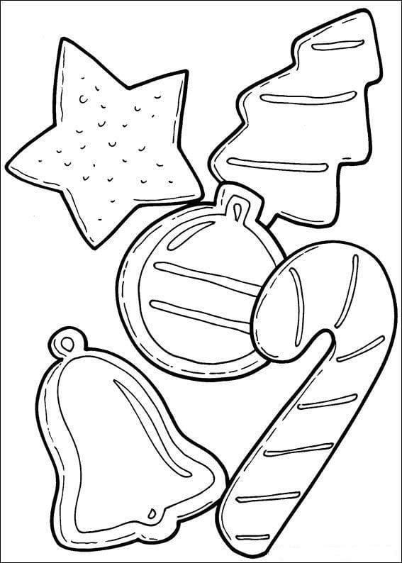 для детей новый год распечатать раскраски А4