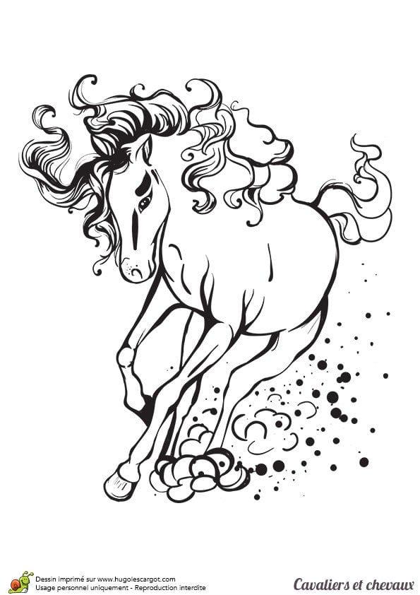 лошадей раскраска фото