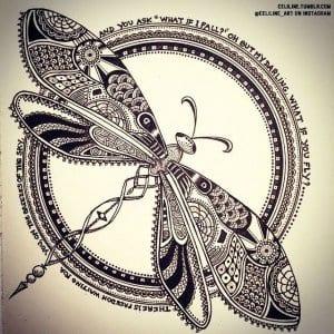 dlja-samyh-malenkih-babochka-raskraska-300x300 Бабочки
