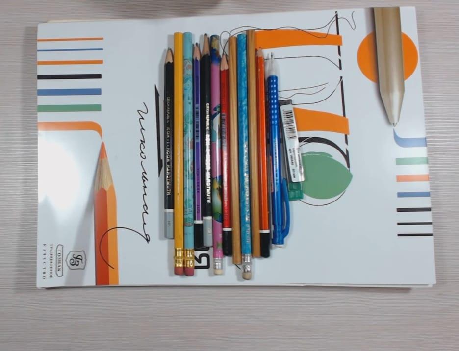 intrumenti-dlya-risovaniya Уроки рисования