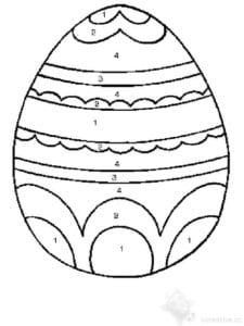 яйца скачать распечатать раскраски пасха новая