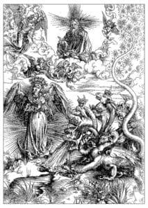 картины известных художников раскраска (4)