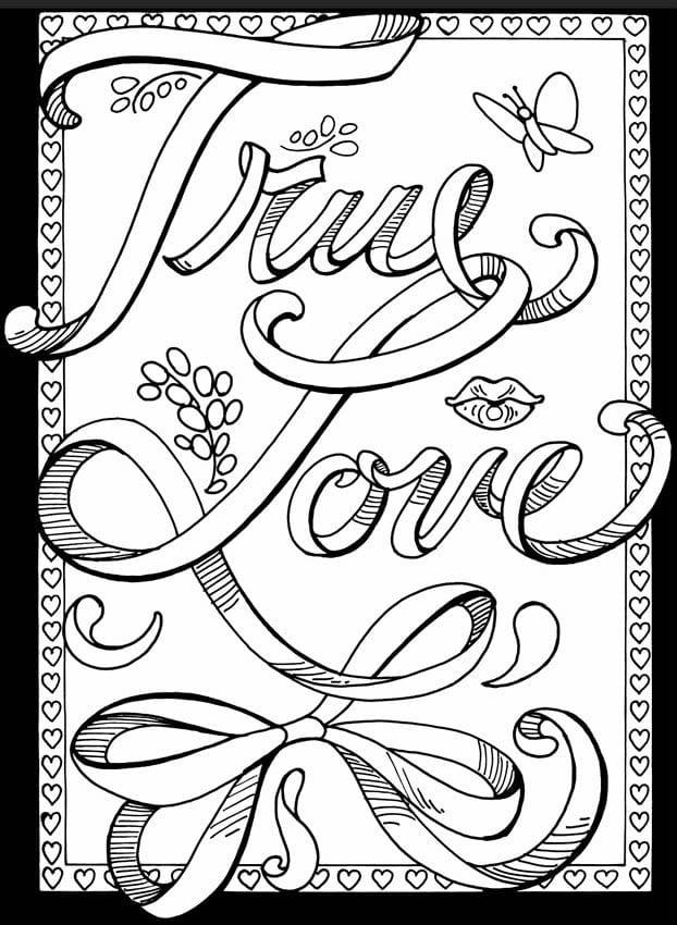krasivaja-besplatno-14-fevralja-raskraska красивая бесплатно 14 февраля раскраска распечатать
