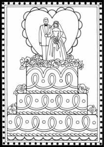 красивая бесплатно раскраска дню валентина распечатать