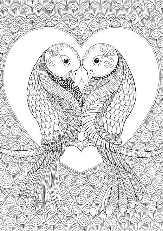 krasivaja-besplatno-raskraski-valentinov-den-2_1 красивая бесплатно раскраски валентинов день скачать