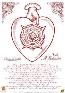 красивая дню валентина распечатать бесплатно раскраска