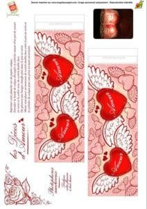 красивая на валентин день распечатать бесплатно раскраски