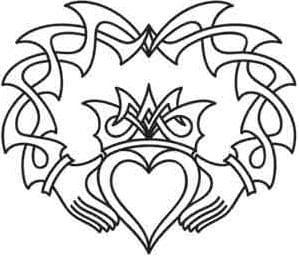 krasivaja-raskraski-den-vljublennyh-besplatno красивая раскраски день влюбленных распечатать бесплатно