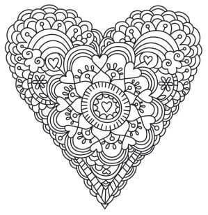 krasivaja-raskraski-na-den-svjatogo-valentina-3_1 красивая раскраски на день святого валентина распечатать
