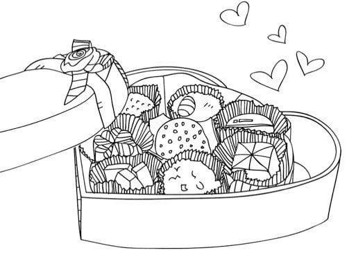 krasivaja-skachat-besplatno-raskraski-valentinov красивая скачать бесплатно раскраски валентинов день
