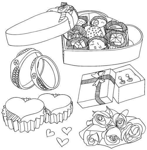 krasivaja-svjatogo-valentina-skachat-besplatno красивая святого валентина скачать бесплатно раскраски на день