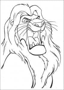 lev-raskraski-korol-214x300 Король лев