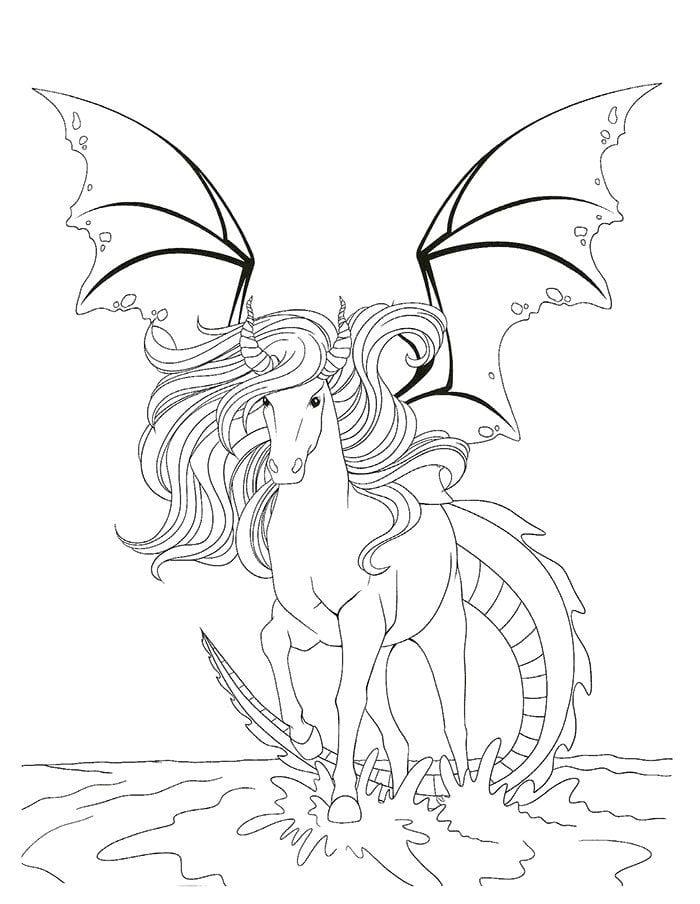 лошади раскраски для детей