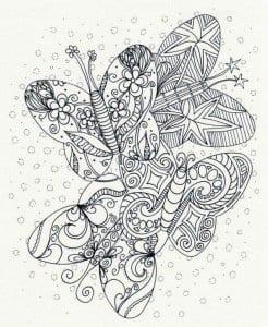 malyshej-raskraska-babochka-raspechatat-dlja-246x300 Бабочки