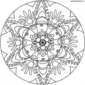 mandala-raskraska-dlja-zhenshhin-300x300 Мандалы на белом