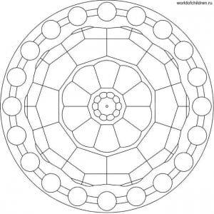mandala-raskraska-onlajn-besplatno-300x300 Мандалы на белом