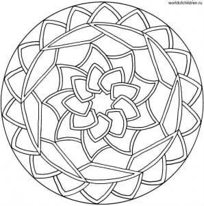 mandala-raskraska-raspechatat-298x300 Мандалы на белом