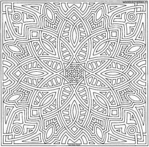 mandala-raskraska-raspechatat-a4-300x295 Мандалы на белом