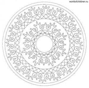 mandaly-trafarety-skachat-300x296 Мандалы на белом