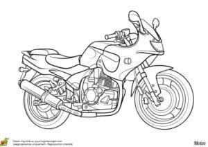 мотоциклы раскраски для мальчиков