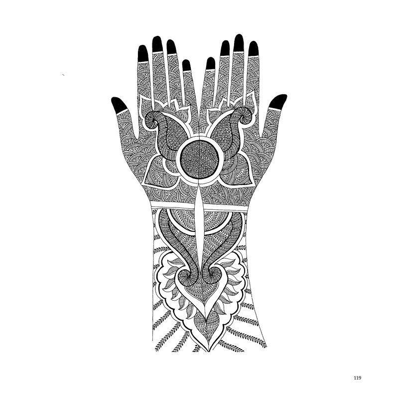 на бумаге татуировки рисунки