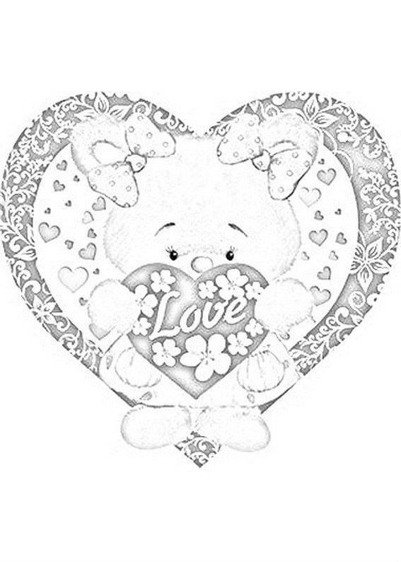 na-valentin-den-raskraski на валентин день раскраски