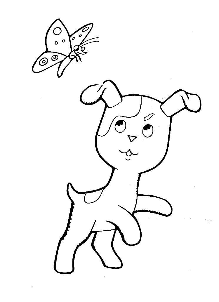 po-imeni-gav-kartinki-raskraski-kotenok по имени гав картинки раскраски котенок