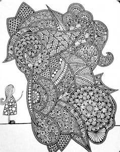 raskraska-antistress-uzory-mandala-237x300 Мандалы на белом