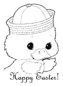 раскраска для детей бесплатно пасха
