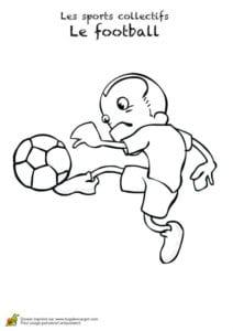 раскраска футбол распечатать (12)