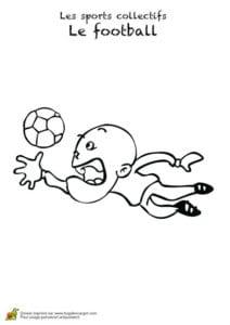 раскраска футбол распечатать (14)