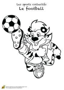 раскраска футбол распечатать (15)
