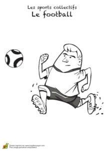 раскраска футбол распечатать (16)