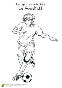 раскраска футбол распечатать (17)
