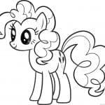 раскраска мой маленький пони распечатать бесплатно