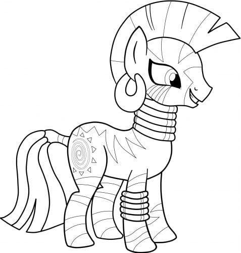raskraska-onlajn-besplatno-malenkaja-poni раскраска онлайн бесплатно маленькая пони