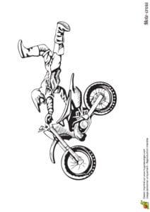 раскраска смотреть бесплатно мотоцикл