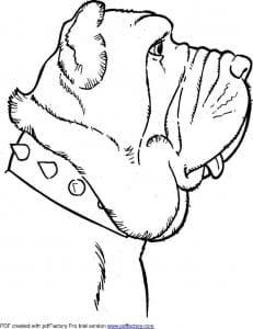 раскраски антистресс собаки распечатать бесплатно формат а4