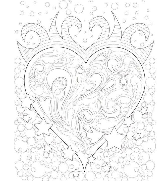 raskraski-den-vljublennyh-skachat раскраски день влюбленных скачать